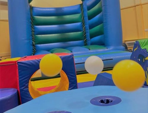 Guildford Soft Play – Good for Babies and Toddlers