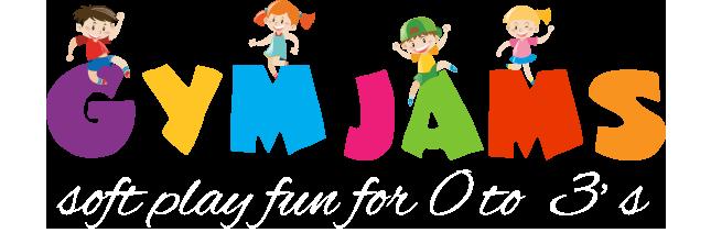 Gym Jams Logo